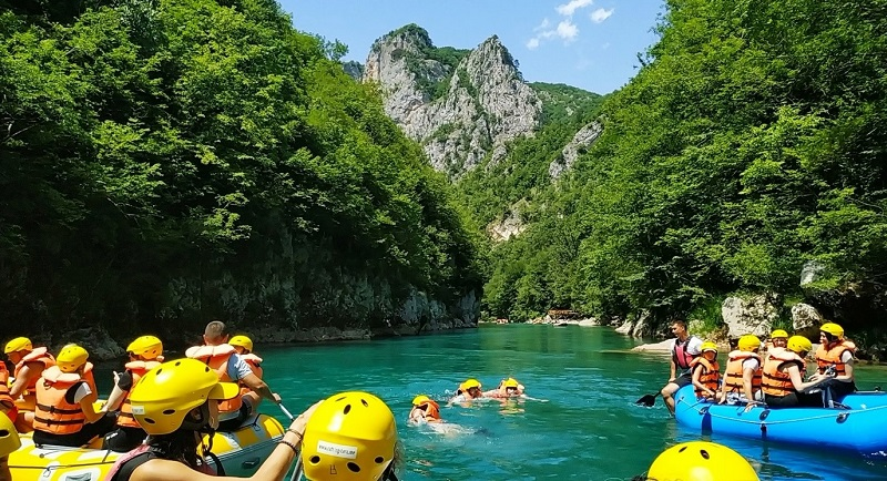 Tara Canyon, the deepest canyon in Europe