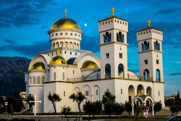 Hram Svetog Jovana Vladimira u Baru