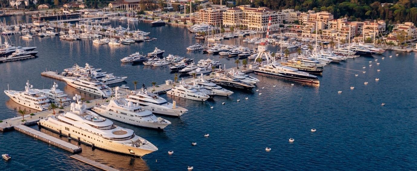 Porto Montenegro Luxury Marina