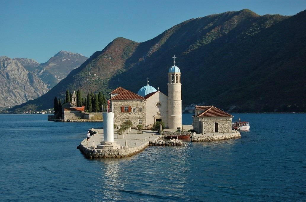 Cruise the Bay of Kotor