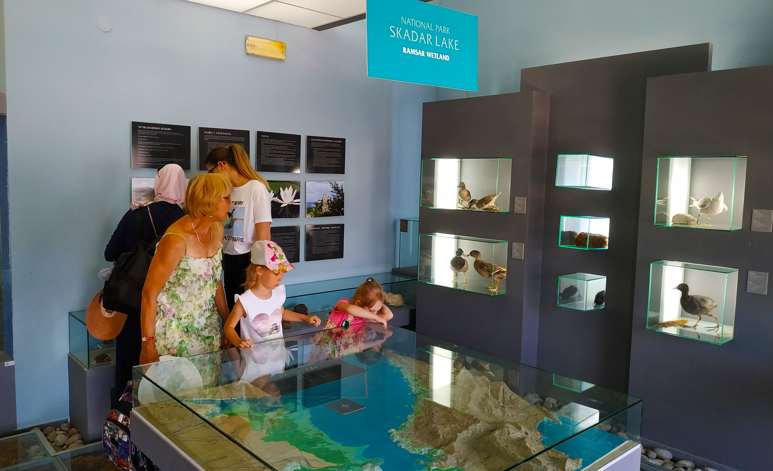 Visitor Center – Five National Parks of Montenegro