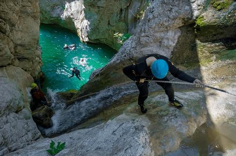Kanjoning nadomak mora – najbolji izbor za vašu avanturu