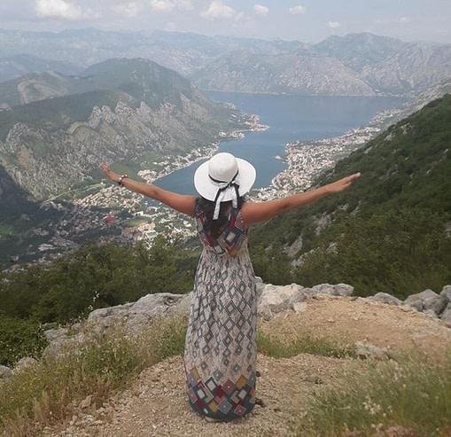 Prekrasan pogled na Boku Kotorsku