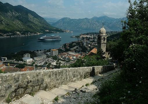 Stari grad Kotor, pod zaštitom UNESCO