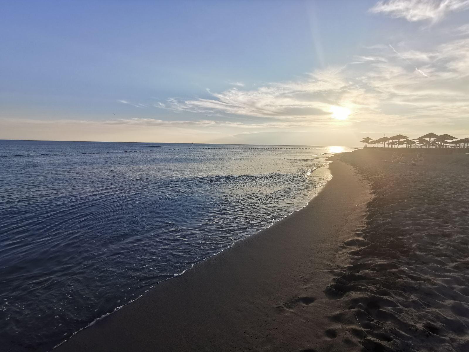 The Great beach in Ulcinj